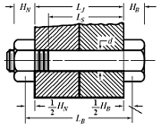 Bolt Elongation Equation and Calculator while under Axial Stress